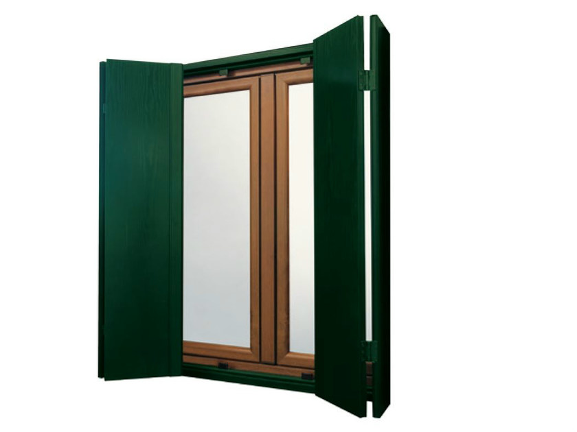 Fibex panel shutter BOOK - Agostinigroup