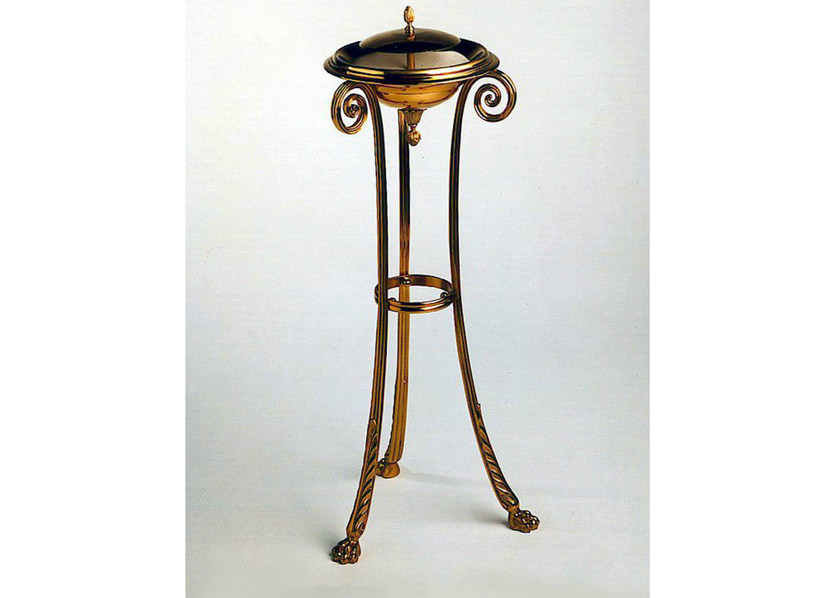 Bronze ashtray 46000 | Ashtray - Tisserant