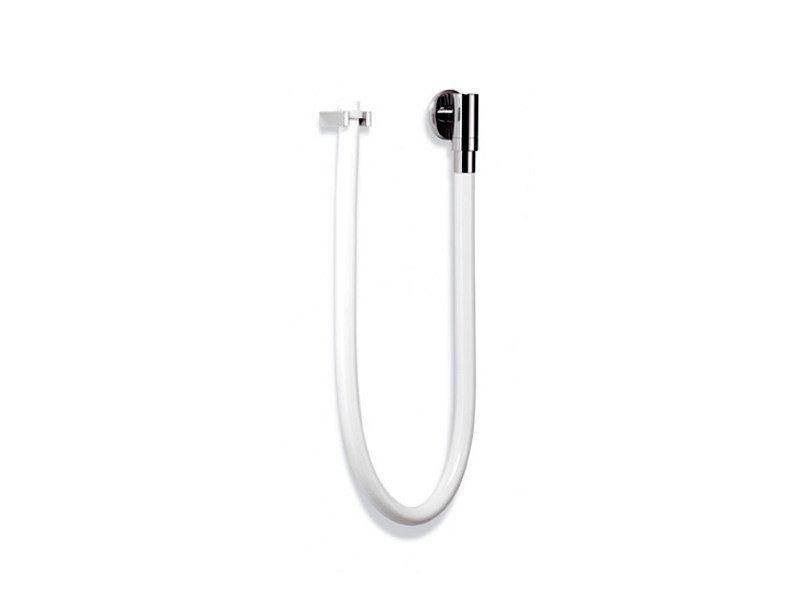 Kneipp wall elbow with hose holder, with individual rosette WATERTUBE by Dornbracht