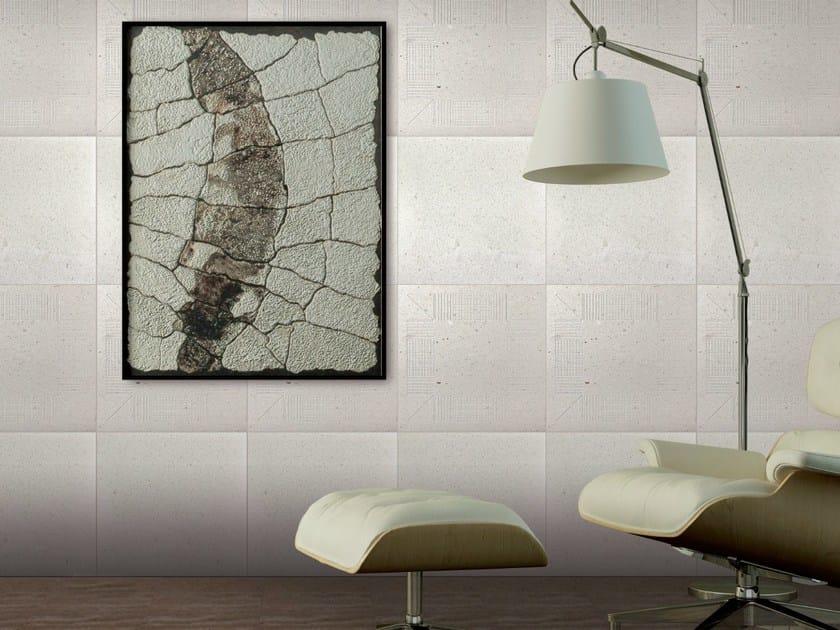 Natural stone wall tiles NEW GEOMETRIE | Wall tiles - DANILO RAMAZZOTTI ITALIAN HOUSE FLOOR
