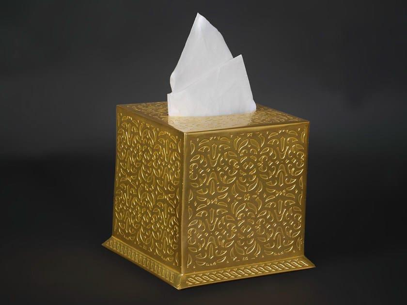 Bronze hand towel dispenser 48255 | Hand towel dispenser - Tisserant
