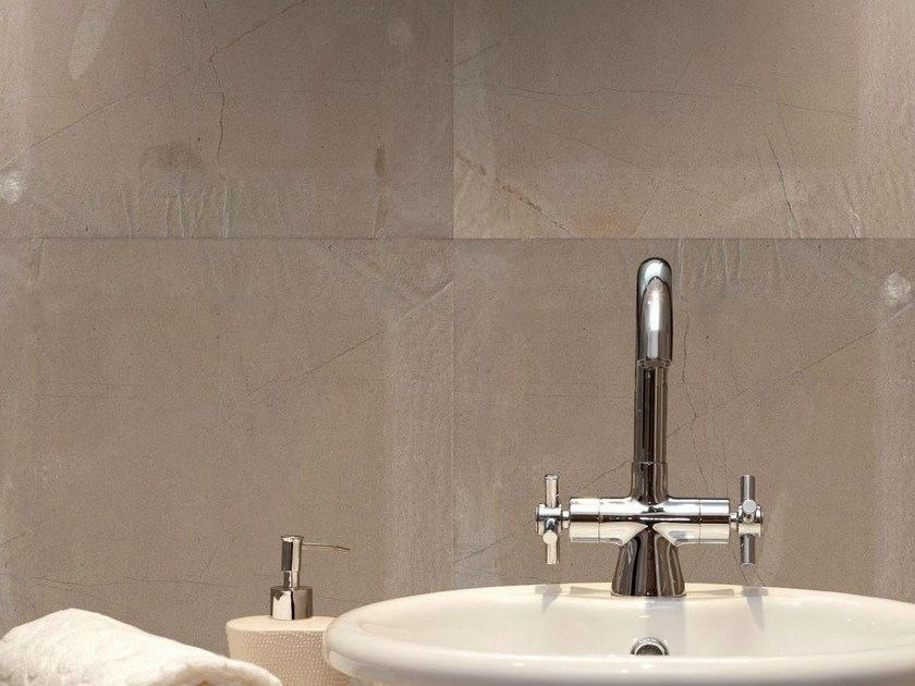 Natural stone wall tiles QUADRANT - DANILO RAMAZZOTTI ITALIAN HOUSE FLOOR