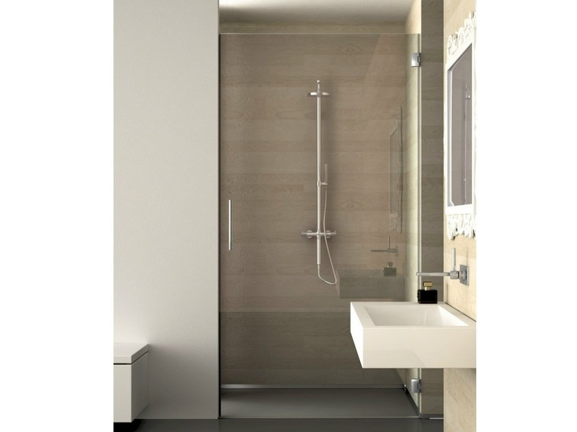 Niche shower cabin B-201 B-202 | Shower cabin - Metalglas Bonomi