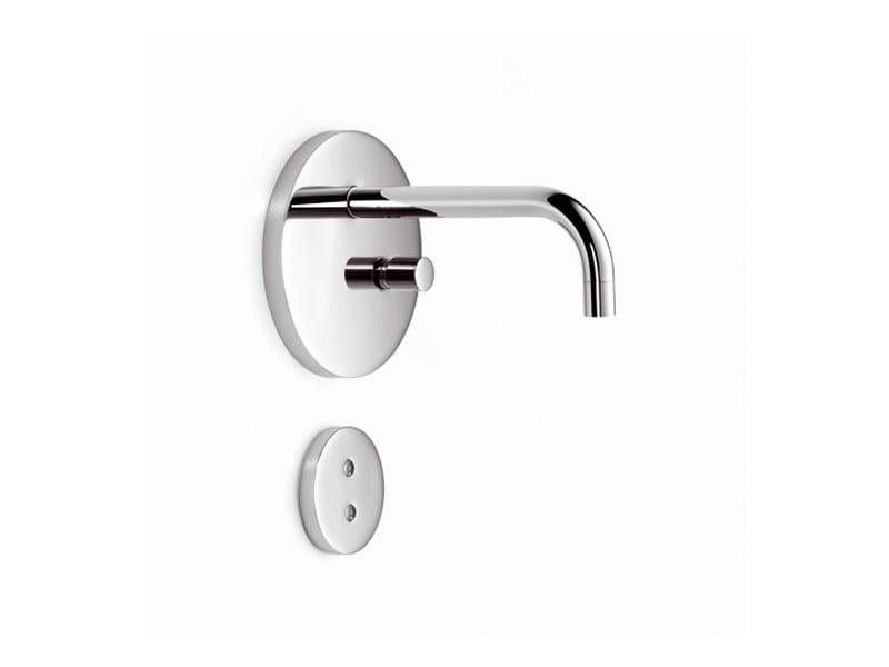 Wall-mounted electronic washbasin mixer EMOTE | Electronic washbasin mixer - Dornbracht
