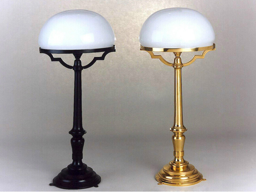 Bronze table lamp 199 | Table lamp by Tisserant