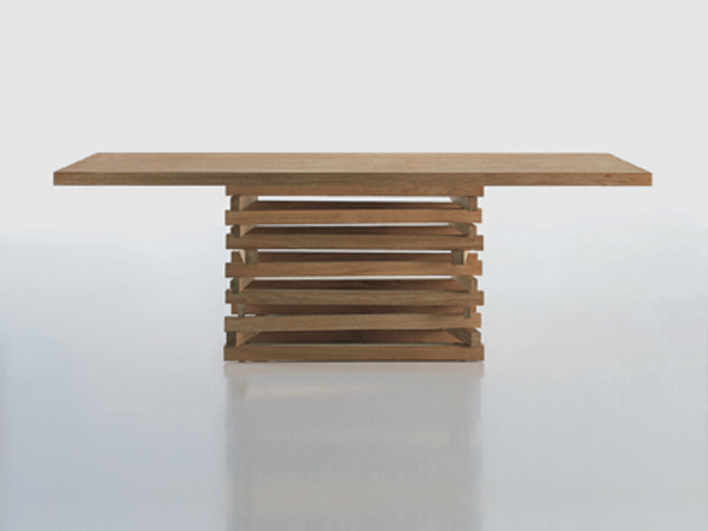 Wooden table FALÒ | Wooden table - Riva 1920