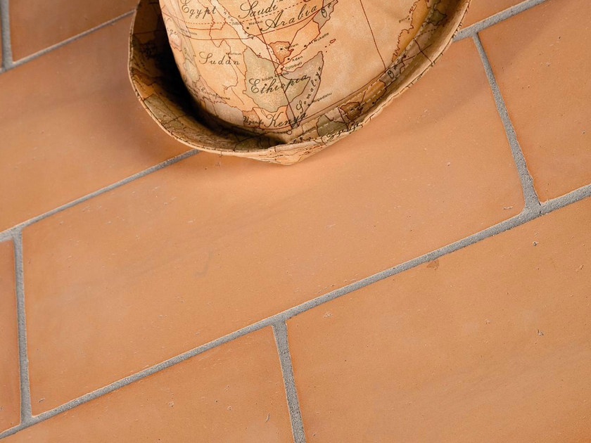 Quarry flooring Ventilate terracotta - Rosé - DANILO RAMAZZOTTI ITALIAN HOUSE FLOOR
