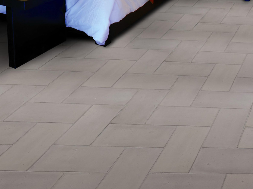 Quarry flooring Ventilate terracotta - Dove Gray - DANILO RAMAZZOTTI ITALIAN HOUSE FLOOR