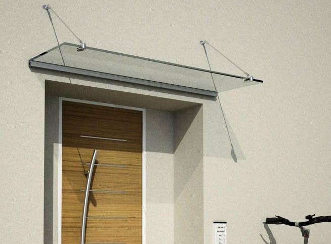 Glass porch PRESA - Metalglas Bonomi