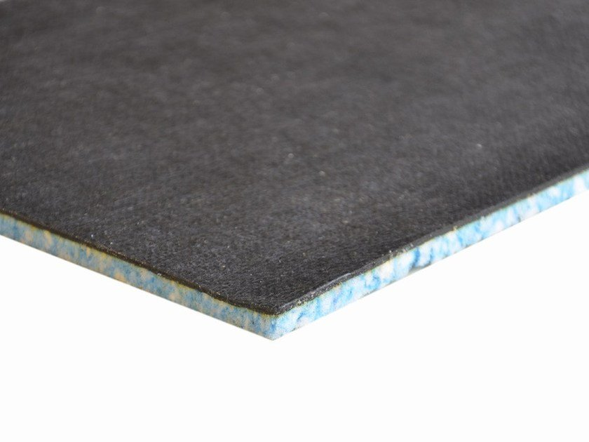 Sound insulation felt PHONOPAV 600 EPDM ECO by Thermak by MATCO