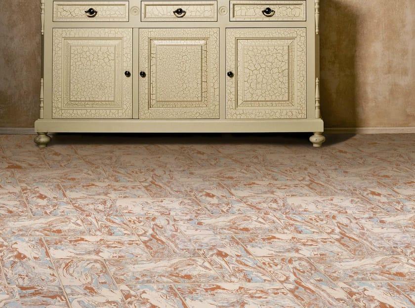Quarry flooring SCIRUSS ORIENTE - DANILO RAMAZZOTTI ITALIAN HOUSE FLOOR
