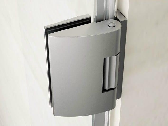 Door hinge B-201 | Hinge - Metalglas Bonomi