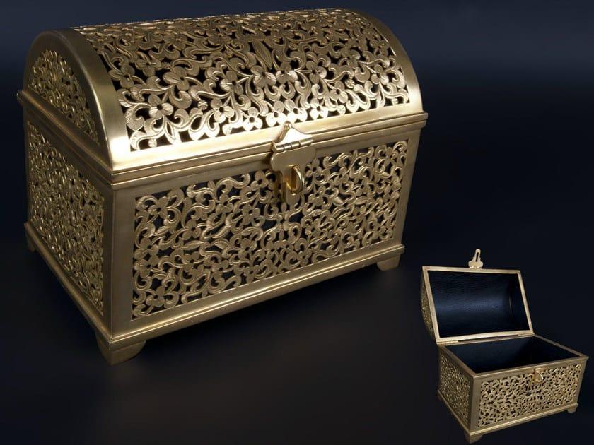 Metal storage box 48400 | Storage box - Tisserant