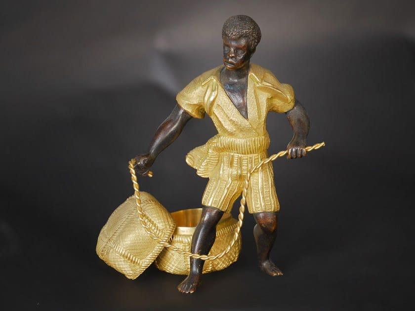 Bronze sculpture 49200 | Sculpture by Tisserant