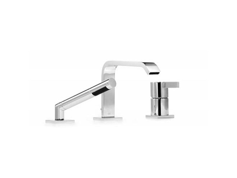 3 hole bathtub mixer with hand shower IMO | 3 hole bathtub mixer - Dornbracht