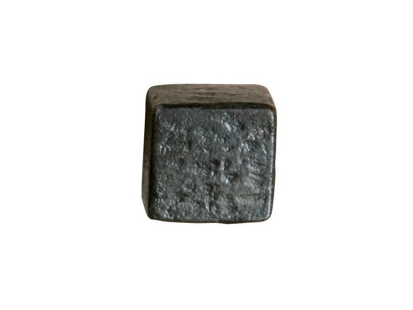 Iron Furniture knob PQ 15 | Iron Furniture knob - Dauby