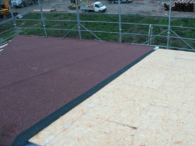Prefabricated bituminous membrane AUTOTERMOADESIVO - Thermak by MATCO