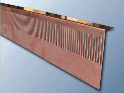Ventilation grille and part AERPROFILO GRONDA - Thermak by MATCO
