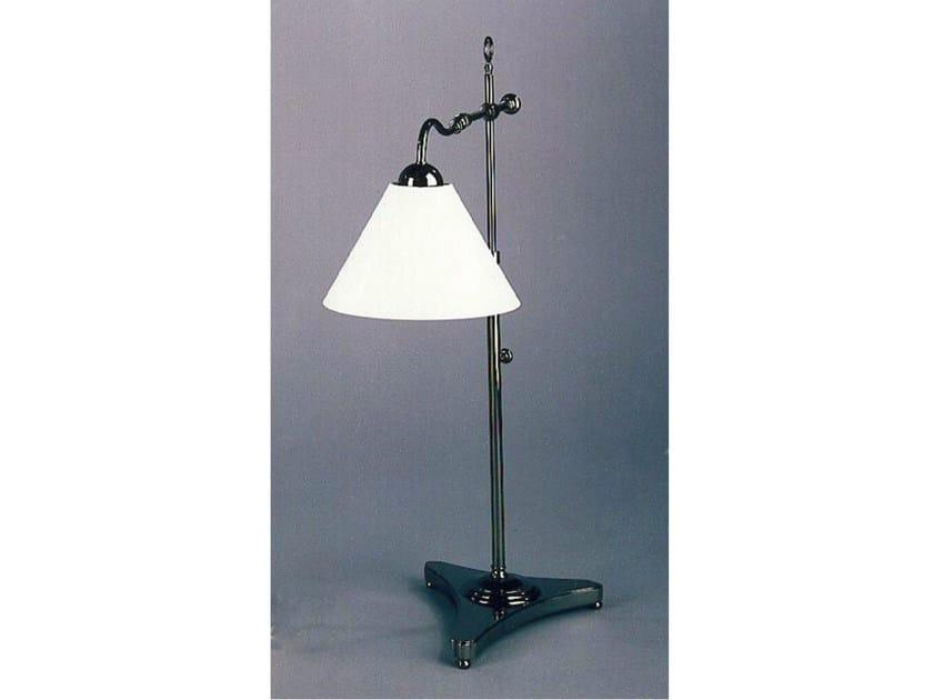 Bronze table lamp 50862 | Table lamp - Tisserant