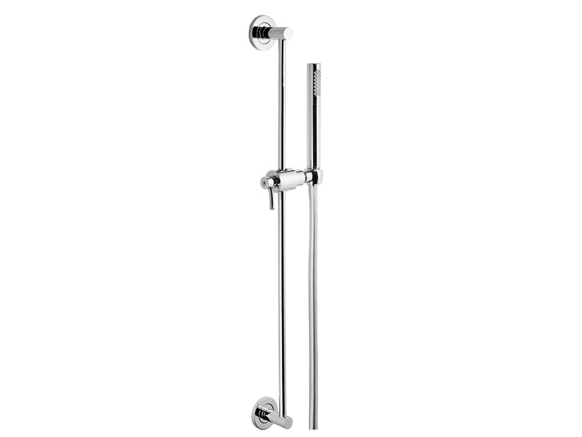 Shower wallbar with hand shower with hose PARK | Shower wallbar with hand shower - NEWFORM