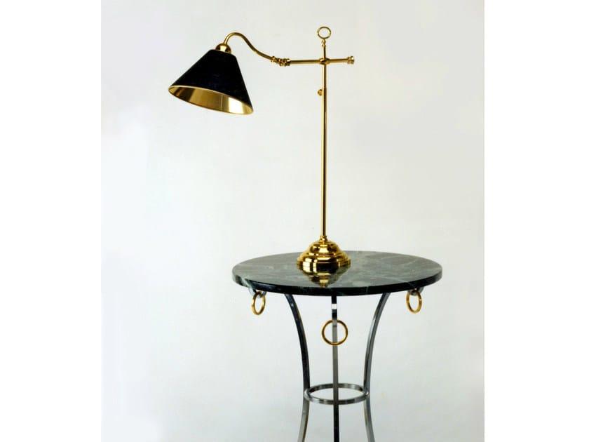 Bronze table lamp 50960 | Table lamp - Tisserant
