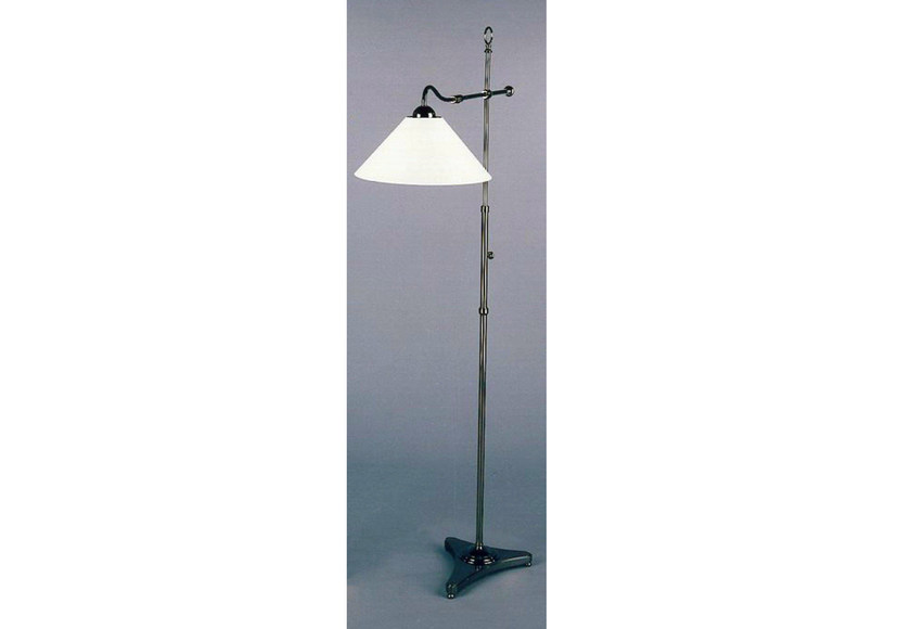 Bronze floor lamp 50872 | Floor lamp - Tisserant