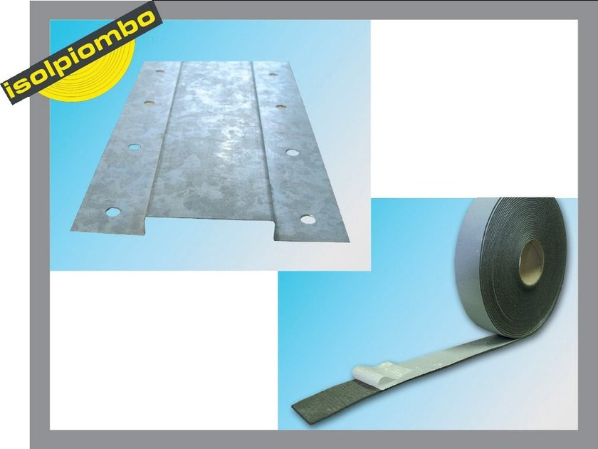 Seal and joint for insulation product ACUSYSTEM PROFILE AND ROLL - Thermak by MATCO