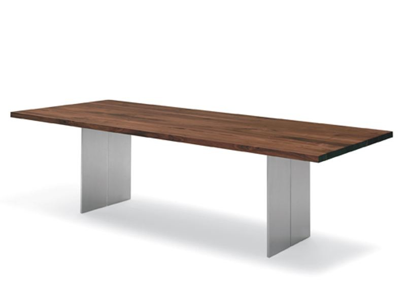 Rectangular wooden table ORLANDO | Table - Riva 1920