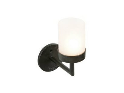 Wall-mounted iron candle holder 10677 | Wall-mounted candle holder - Dauby