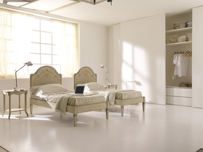 Classic style wooden bedroom set for boys/girls 2351 - 3611 | Bedroom set by Grifoni Silvano