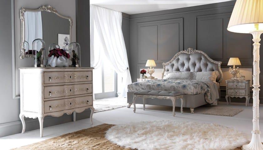 Louis XV bedroom set 2492 - 4007 - 4008 | Bedroom set - Grifoni Silvano