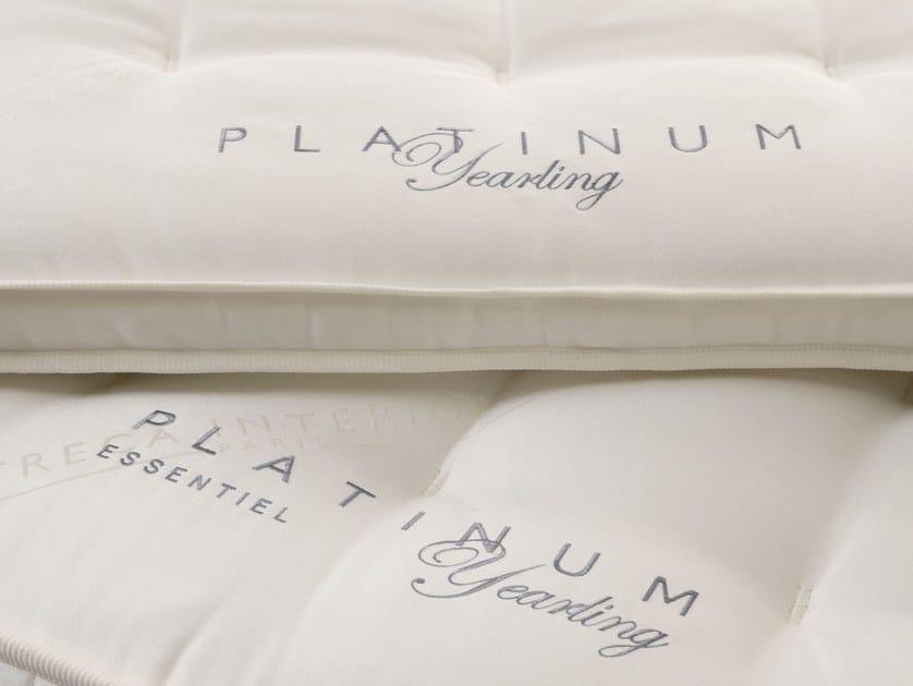Cashmere mattress ESSENTIEL YEARLING - Treca Interiors Paris