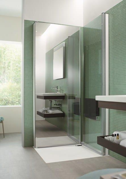 box doccia angolare openspace b duravit. Black Bedroom Furniture Sets. Home Design Ideas
