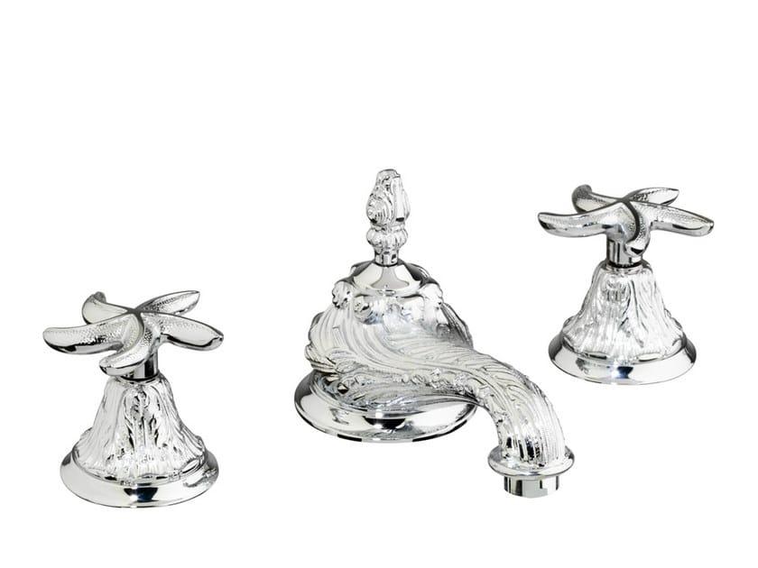 Countertop chromed brass washbasin tap 230701.B040.50 | Washbasin tap - Bronces Mestre