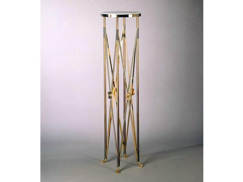 Bronze pedestal 42510 | Pedestal - Tisserant
