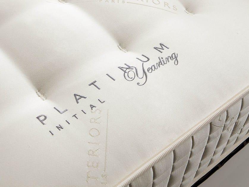 Wool mattress INITIAL YEARLING - Treca Interiors Paris