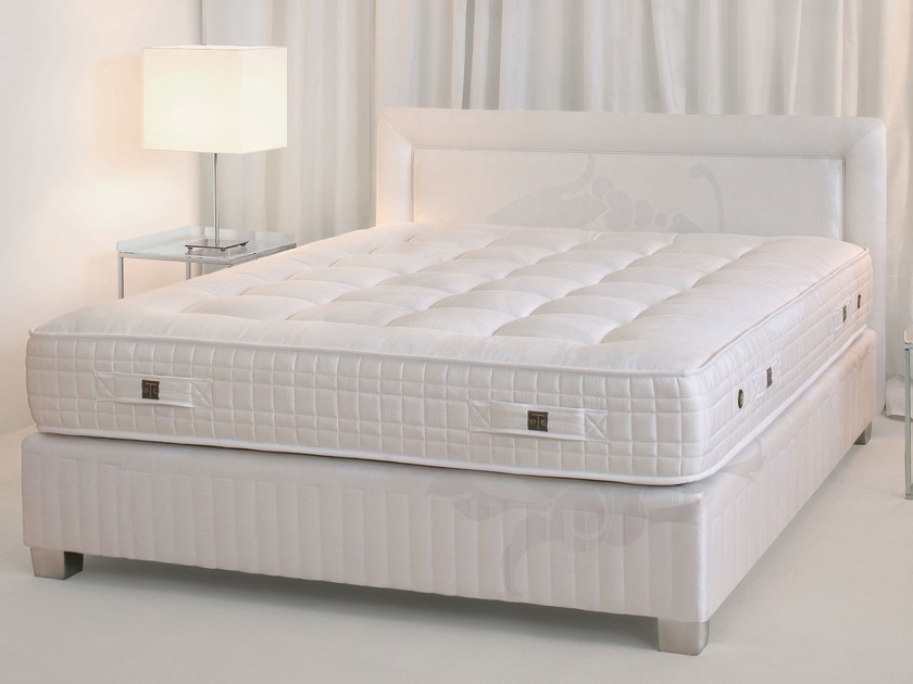 Packed springs cotton mattress CORPUS PRESTIGE - Treca Interiors Paris