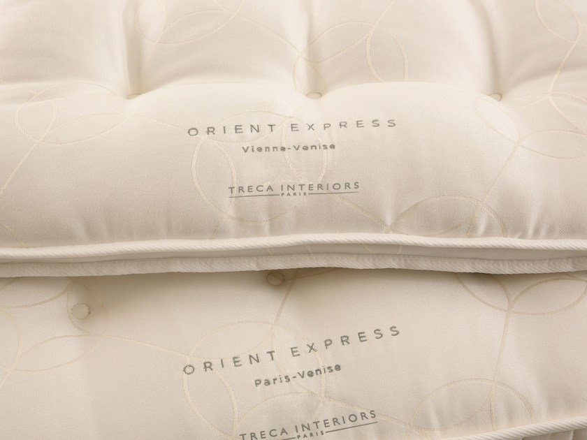 Linen mattress cover VIENNE- VENISE - Treca Interiors Paris