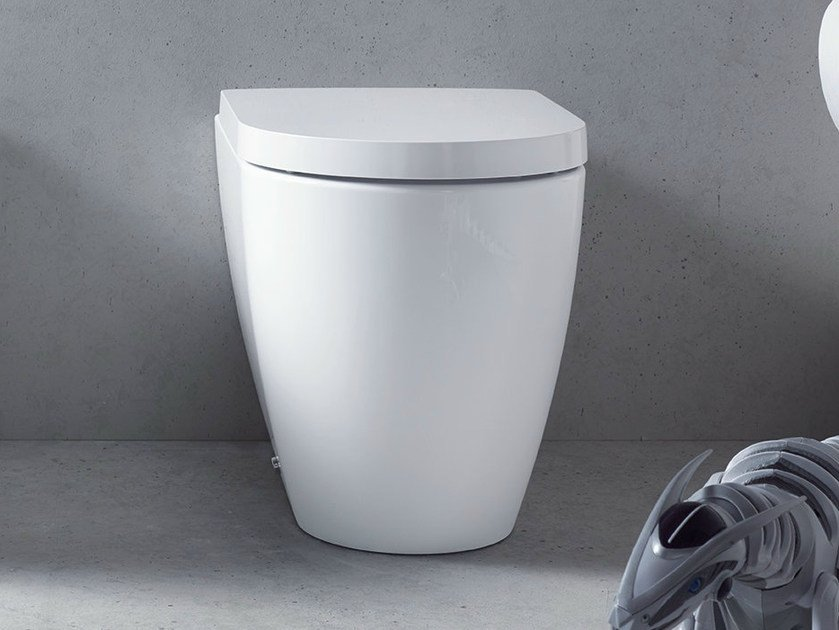 Me Toilet By Duravit Design Philippe Starck