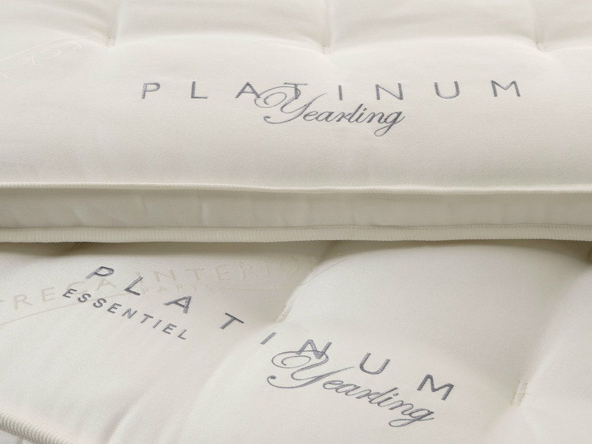 Cashmere mattress cover PLATINUM YEARLING - Treca Interiors Paris