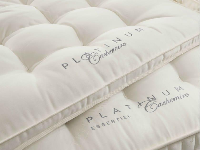 Cashmere mattress cover PLATINUM CACHEMIRE - Treca Interiors Paris