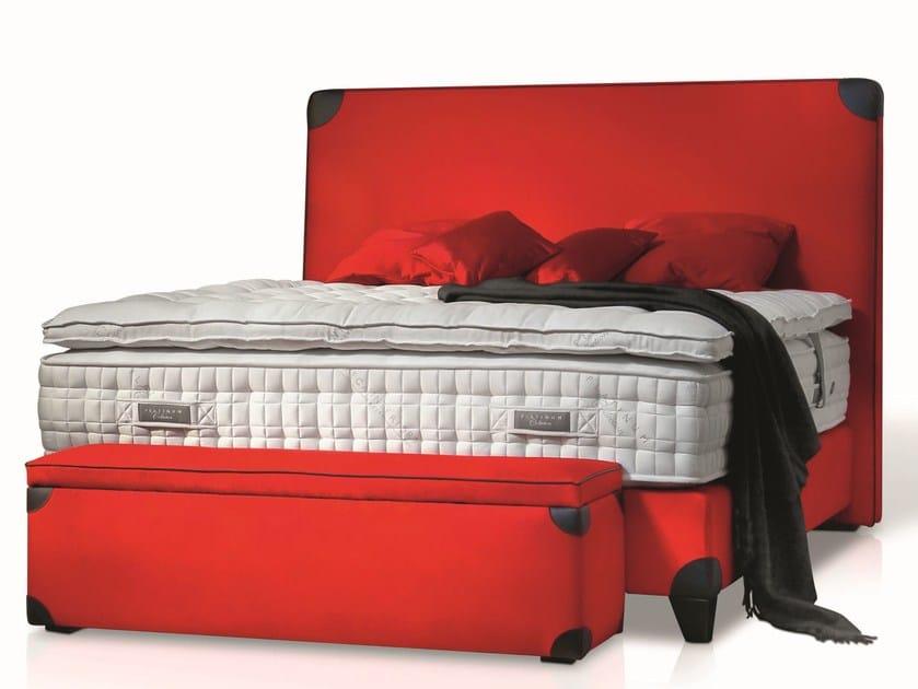 Fabric headboard for double bed RIVIERA - Treca Interiors Paris