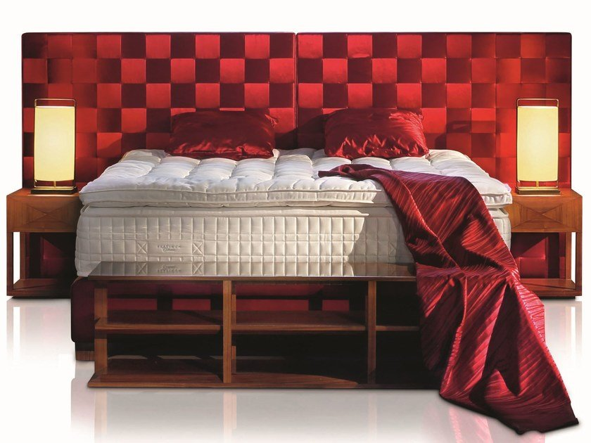 High headboard for double bed GRAND SOIREE by Treca Interiors