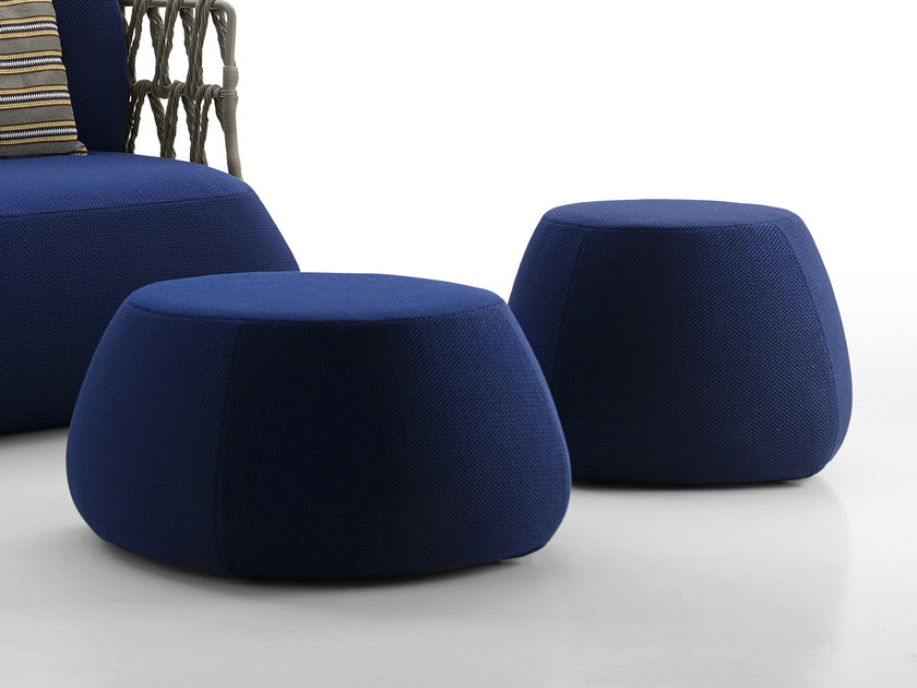 fat sofa outdoor pouf by b b italia outdoor a brand of b b italia spa design patricia urquiola. Black Bedroom Furniture Sets. Home Design Ideas