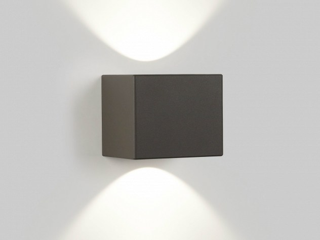 LED direct-indirect light wall light TIGA LED 3024 by Delta Light