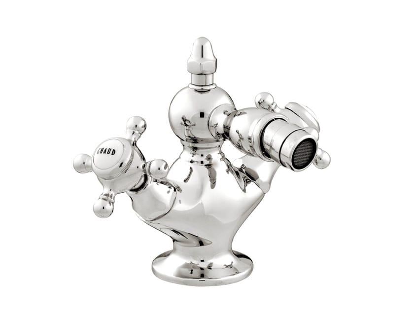 Chromed brass bidet tap with polished finishing 035021.000.50 | Bidet tap - Bronces Mestre