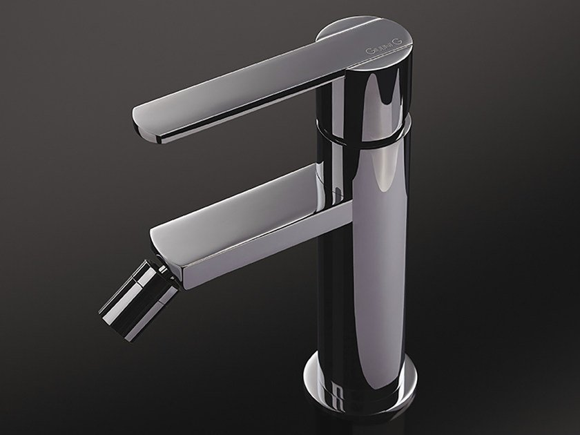 Bidet mixer with swivel spout SURF | Bidet mixer by Rubinetteria Giulini