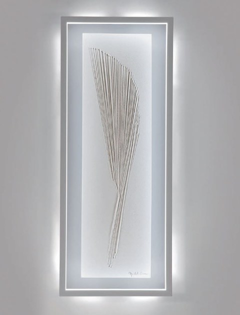 LED indirect light wall lamp ORIENTAL LT - CINIER Radiateurs Contemporains