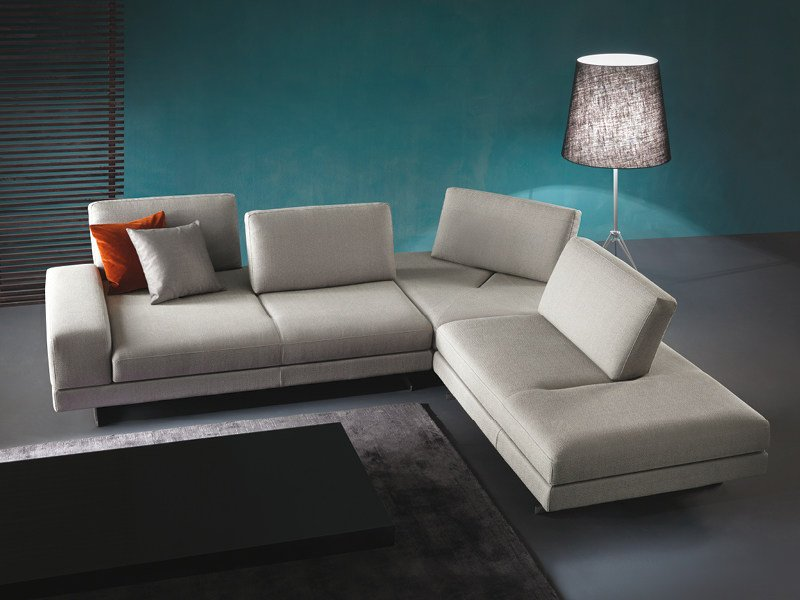 Corner convertible sofa MOVIE - Divanidea