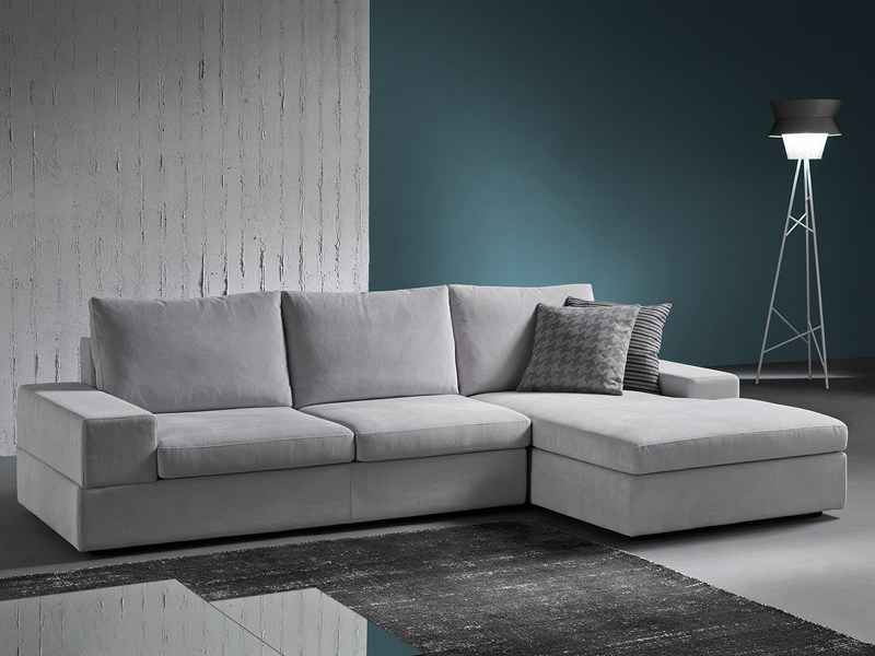 Sofa with bluetooth audio system and music amplification LIVE - Divanidea